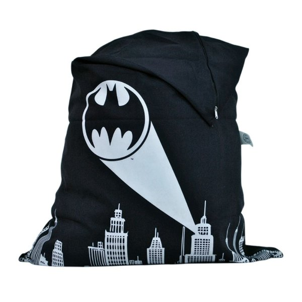 Capa para Almofada em Poliéster DC Comics Batman Gotham City Sign - 115 cm