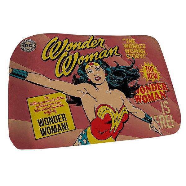 Tapete Decorativo de Poliéster DC Comics Wonder Woman - 45 x 70 cm
