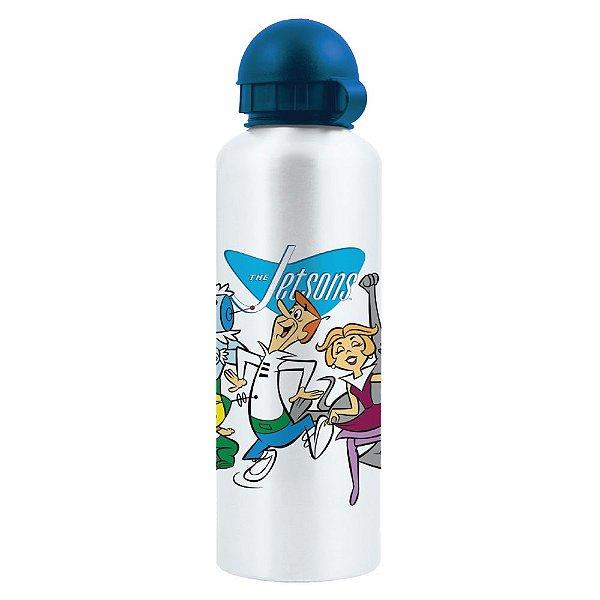 Squeeze de Alumínio Hanna Barbera Os Jetsons Diversão em Família - 500 ml