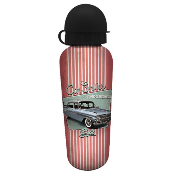 Squeeze de Alumínio GM Vintage Car Service Fish Tail - 500 ml