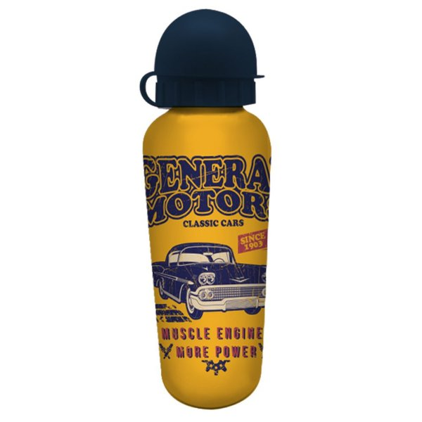 Squeeze de Alumínio GM Vintage Bel Air Car Double Light - 500 ml