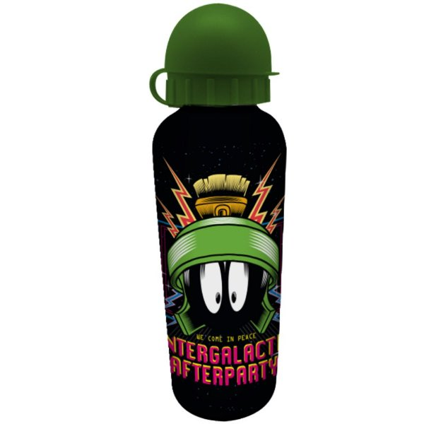 Squeeze de Alumínio Looney Tunes Marvin, o Marciano Intergalactic Afterparty - 500 ml