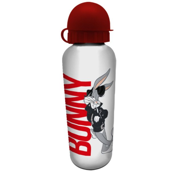 Squeeze de Alumínio Looney Tunes Pernalonga Bunny Charming - 500 ml