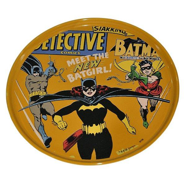 Prato para Bolo com Pedestal de Porcelana DC Comics Batgirl - 28 cm