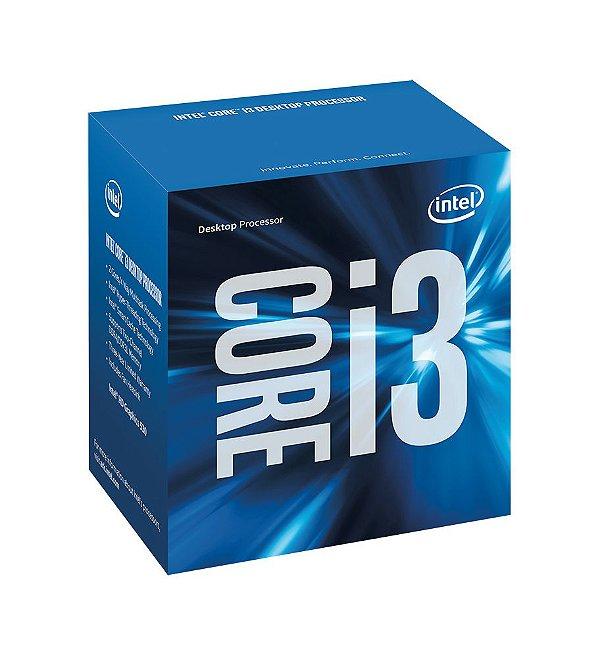 Processador Intel® Core™ i3-6100 Skylake 3.7GHz BX80662I36100