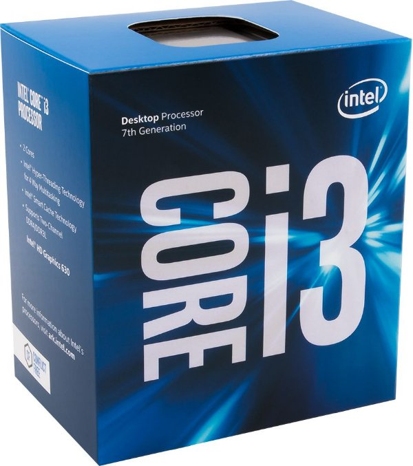Processador Intel® Core™ i3-7100 Kaby Lake 3.90 GHz BX80677I37100