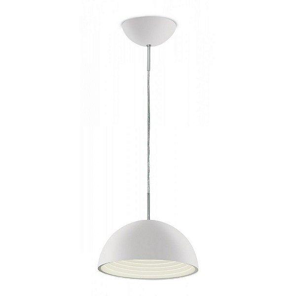 Pendente LED Branco Diametro 400mm- PD64-P1100830BC Abalux