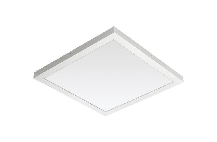 Luminária Plafon LED de Embutir ou Sobrepor - LEDC38-3KD Abalux