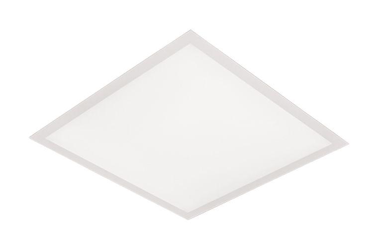 Luminária Plafon LED de Embutir Quadrada - LEDC66-4K Abalux