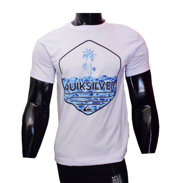 Camisa Branca QuikSilver