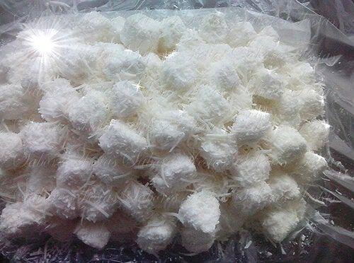 Balas geladas de coco |1Quilo
