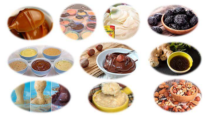 Doces para aniversários | Balas de coco caseiras com recheio de chocolate | 1 Quilo