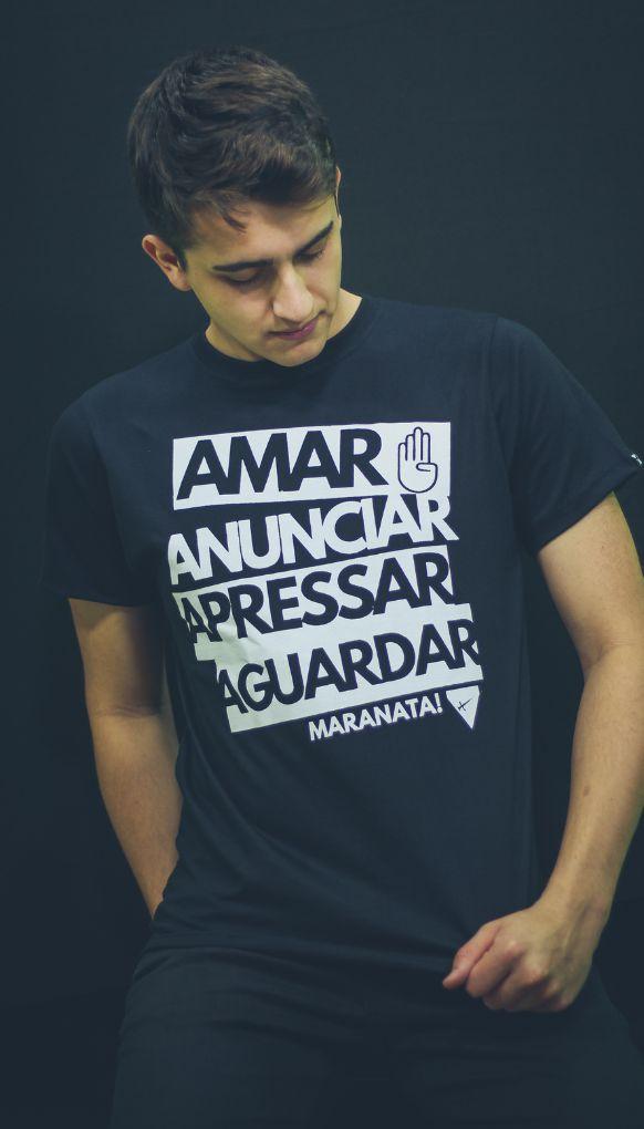 """Camiseta """"4 As"""""""