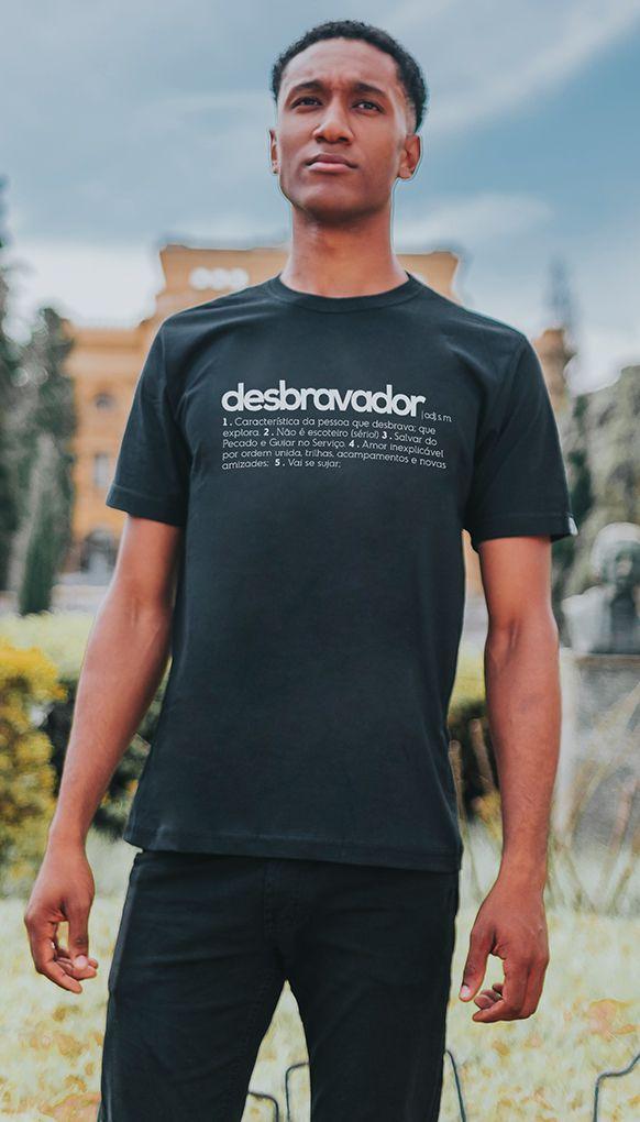 """Camiseta """"DICIONÁRIO"""""""