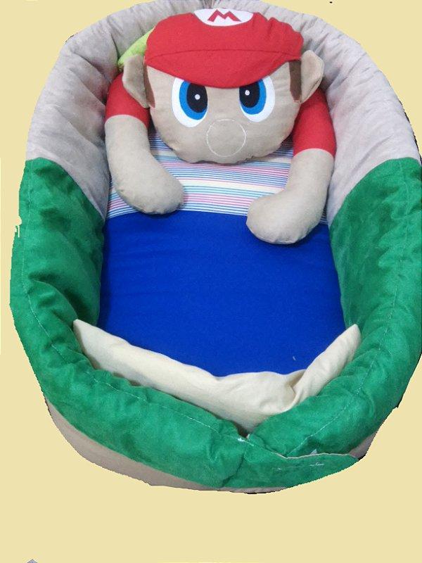 Ninho para Bebe - Mario Baby