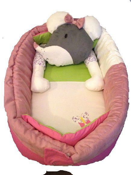 Ninho para bebê - Ratinha