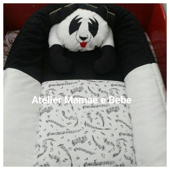 Ninho para Bebe - Panda Kiss