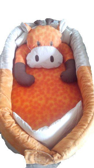 Ninho para Bebe - Girafa