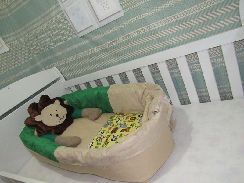Ninho para Bebe Leao