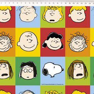 Fralda em tricoline Snoopy Personagens