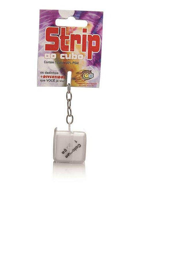 Dado strip tease - embalagem com 1 unidade