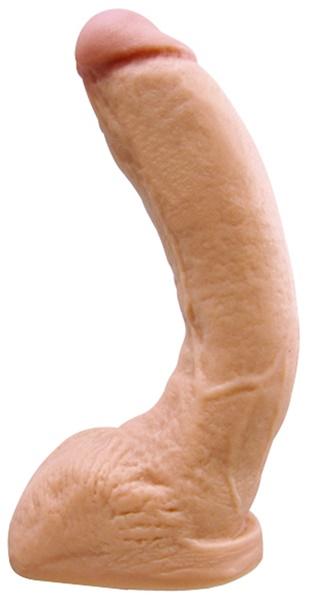 Pênis realístico 23x3 cm - Rambo