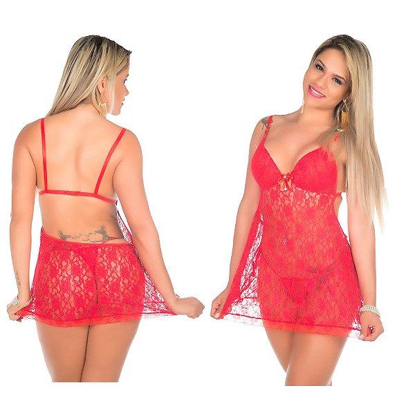 Camisola jéssica  vermelha
