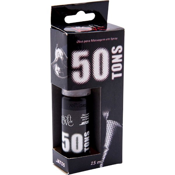 50 TONS JATO - EXCITANTE UNISSEX - 15ML