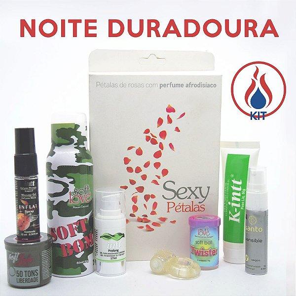 Kit Noite Duradoura