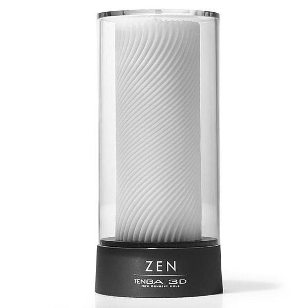 Masturbador Tenga 3D - Zen - Uma suave forma de prazer
