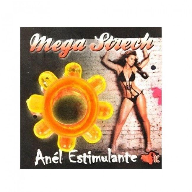 ANEL PENIANO MEGA STRECH - COR AMARELA