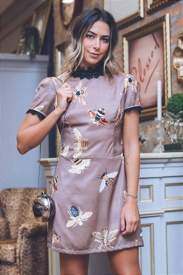 OUTLET | Vestido Abelha
