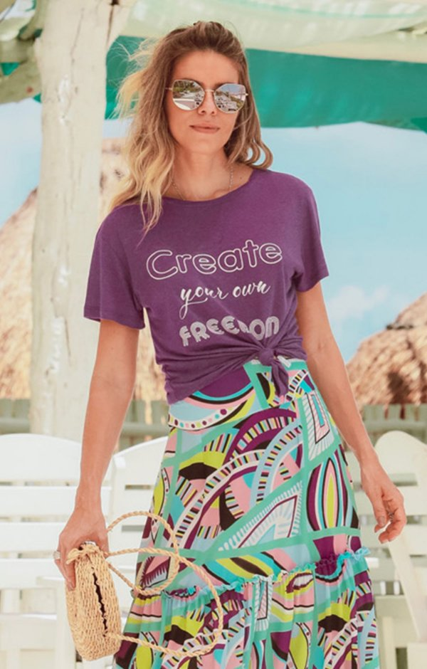 TULUM COLLECTION | Blusa Podrinha Create
