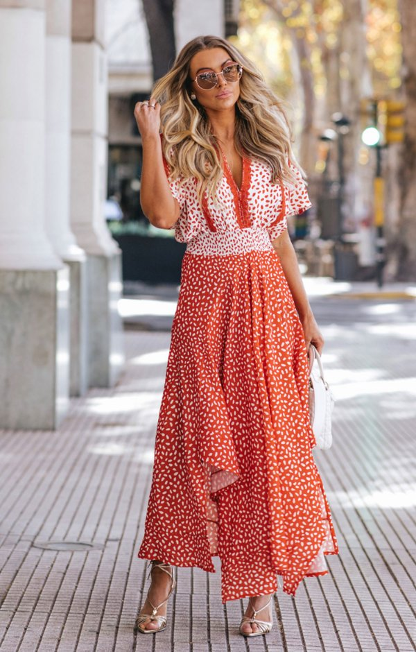 SPRING PREVIEW | Vestido Estampa Chilli