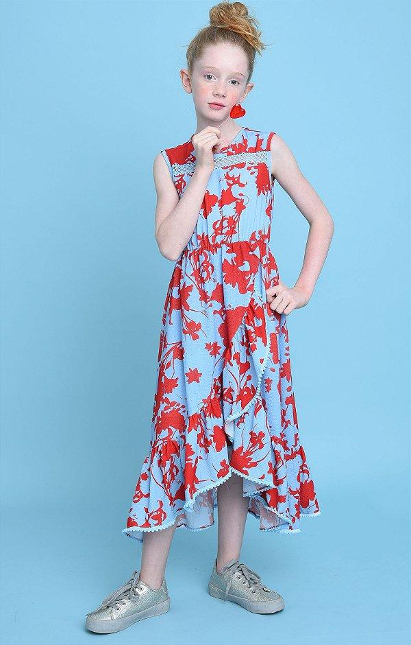 SANTORINI   Vestido Blessinha Afrodite