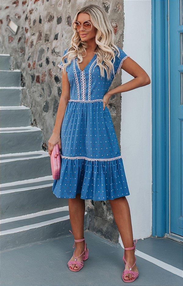 SANTORINI | Vestido Creta