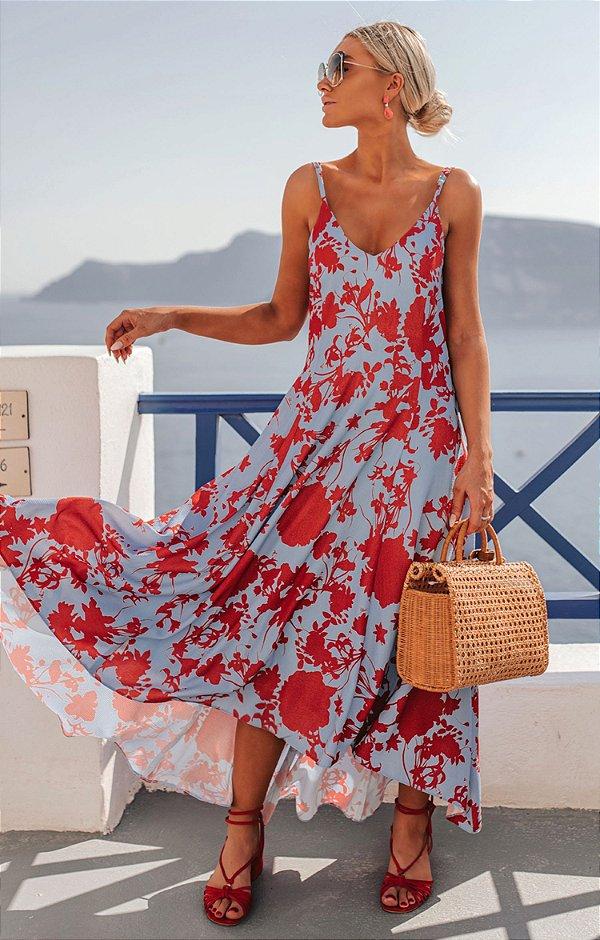 SANTORINI   Vestido Afrodite