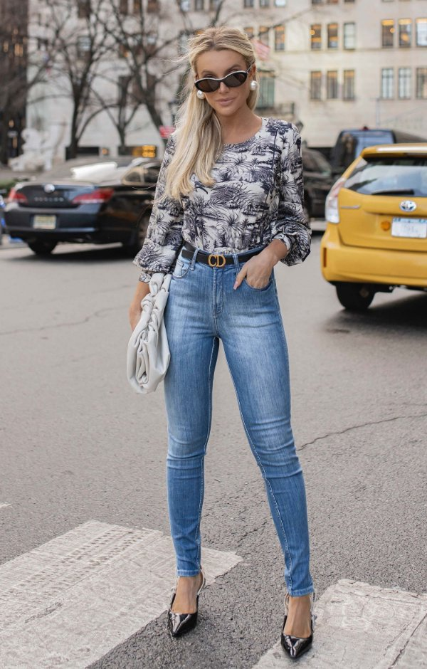 NYC COLLECTION | Calça Jeans Skinny
