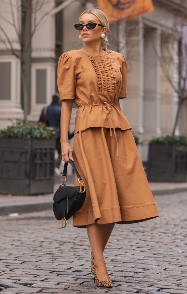 NYC COLLECTION   Vestido Grappled