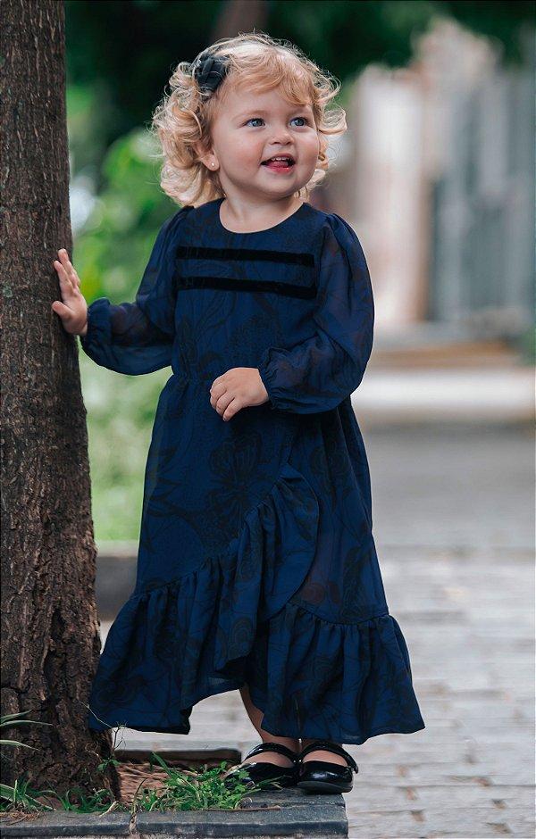 NYC COLLECTION   Vestido Blessinha Victoriana