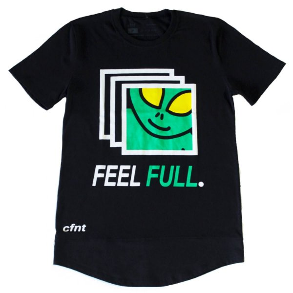 Feel Full Black