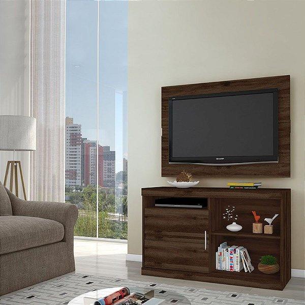 "Rack C/ Painel Germai Fenix 1 porta TV 42"""