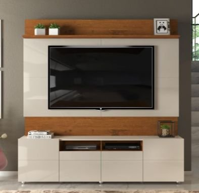 Estante Home Dj Quadrus TV 70""