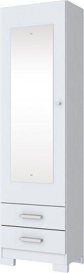 Sapateira Henn Leon 1 porta C/ Espelho