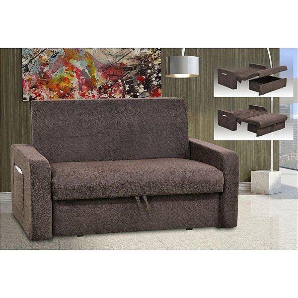 Sofá cama Matrix Dayane 376 2 lugares