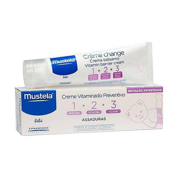 Mustela - Creme Vitaminado 1, 2, 3, 50ml