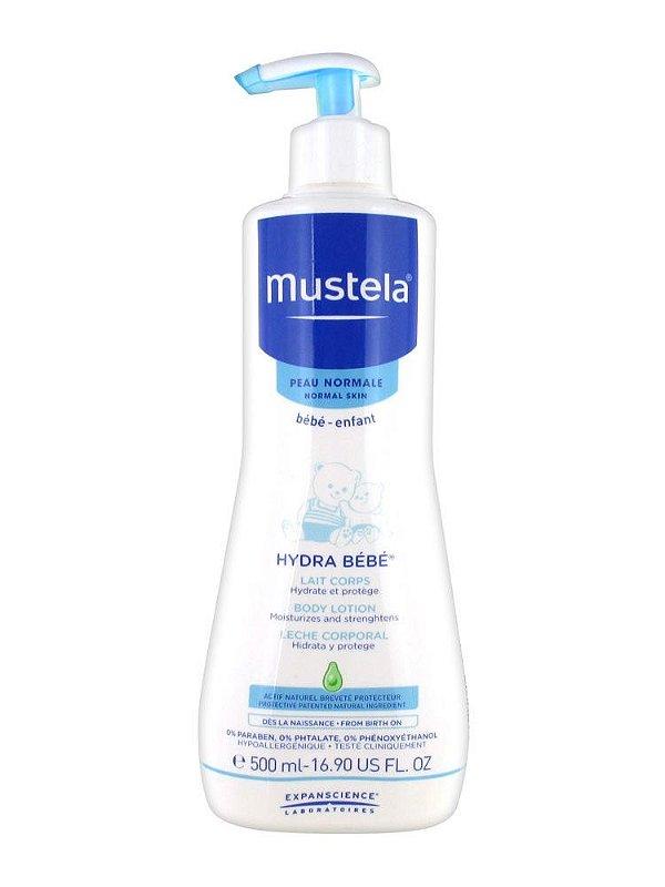 Mustela - Hydra Bebê Corpo - 500ml
