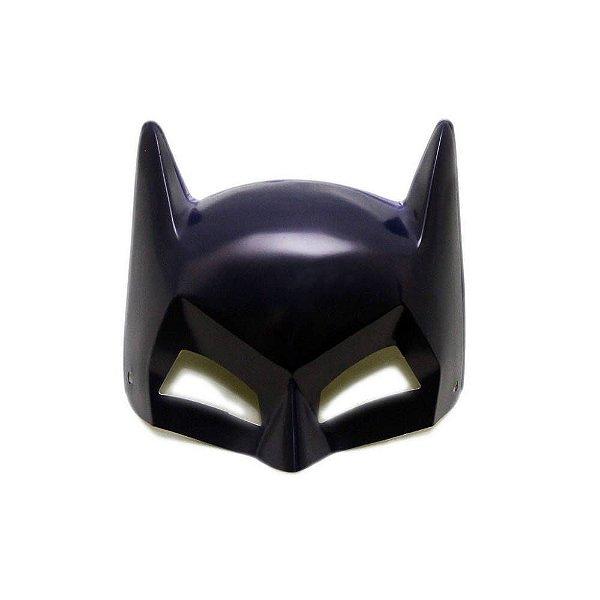 Máscara Plástico Meio Rosto - Batman