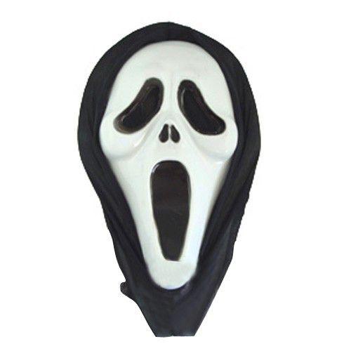 Máscara Plástico- Pânico Walloween