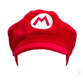 Quepe Chapéu do Super Mario Bross